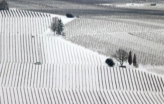 Winter weather - Bavaria