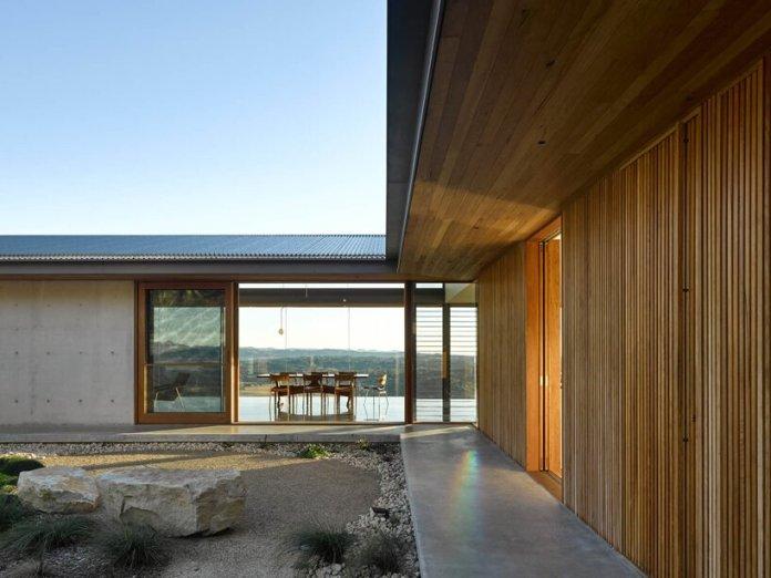 DFJ architects coolamon house designboom