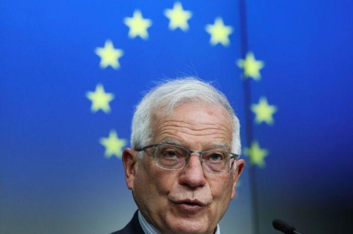 China, Russia undermine international Myanmar response, EU's top diplomat says