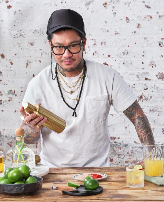 Celebrity tattoo artist, JonBoy