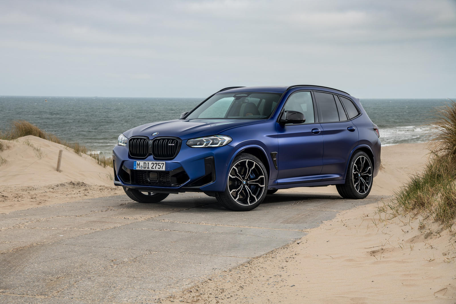 2022 BMW X3 M First Look Review: A Splash Of M3 In An SUV ...