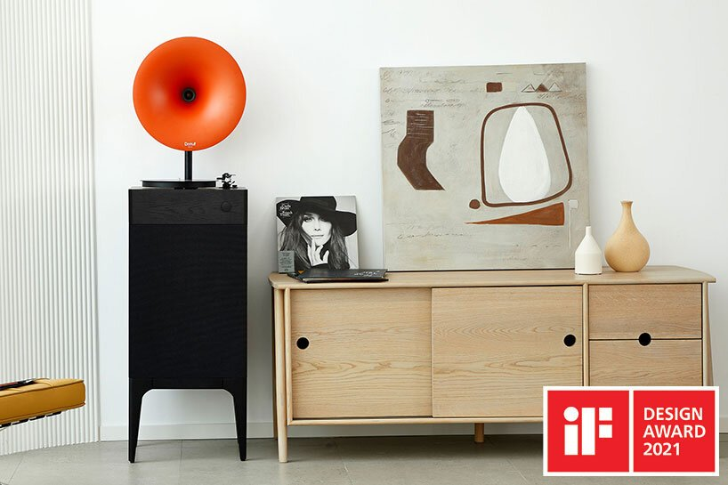 10 iF design award 2021 winning sound systems are treats for the ears