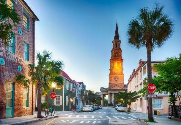 Charleston Downtown