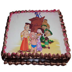 send birthday cakes online to India