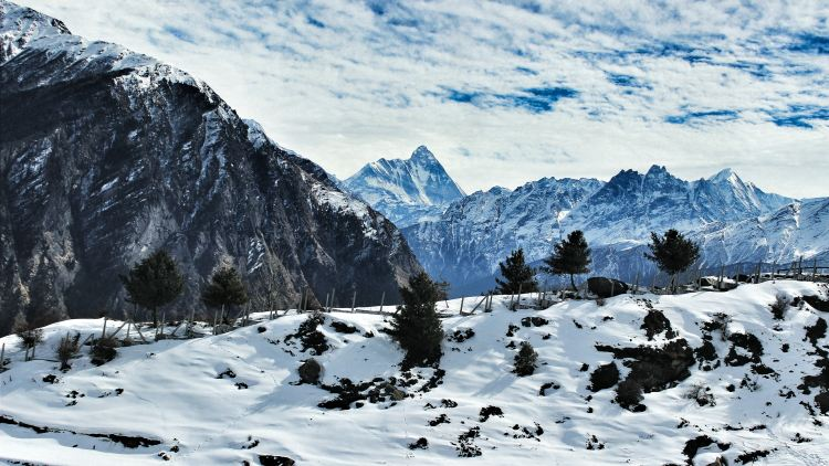 Auli- Top placs to visit in India