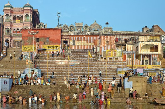 Varanasi- A holy destination to visit in India