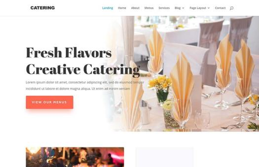 free catering