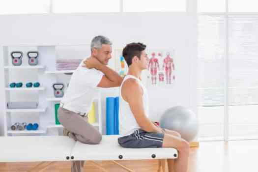 upper back pain treatment at home