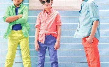 Bright colors kids clothing ddcd42e6