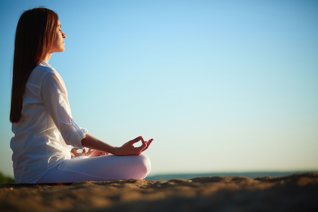 Meditation Has Positive Impact at Work