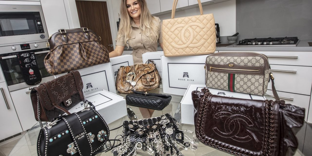 New business success is in the bag for young mum from North Tyneside