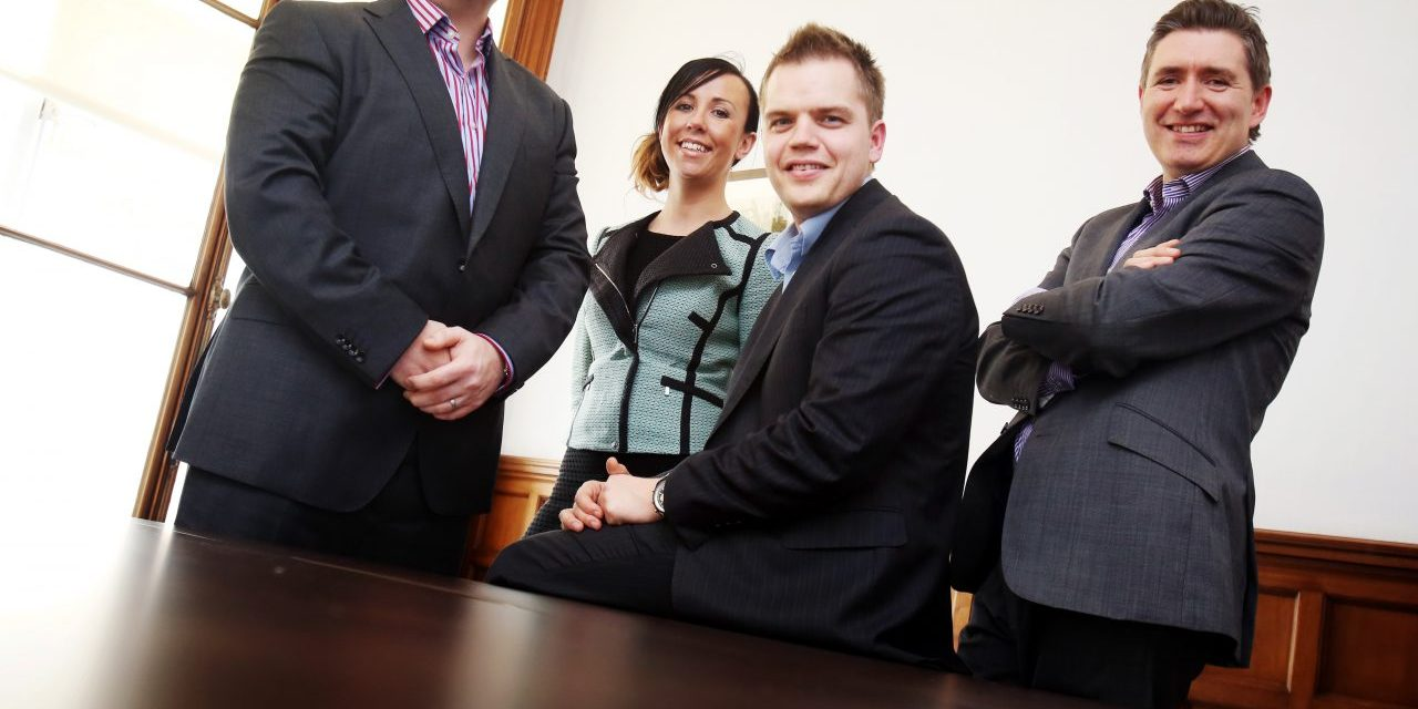 Peterlee recruitment company marks five years of business group support