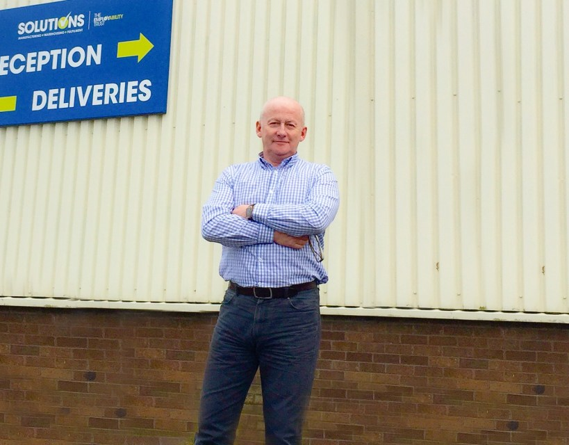 Prestigious national award win for Peterlee businessman