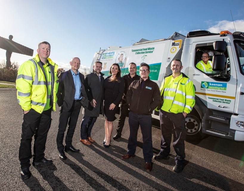 Waste management firm encourages North East businesses to tackle food waste this Christmas