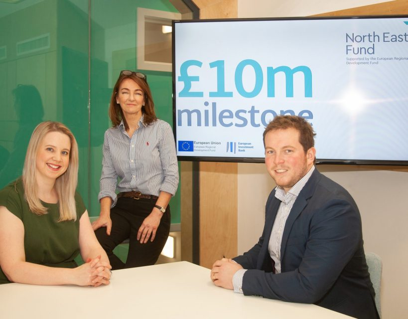 Investment fund reaches first £10m business support milestone