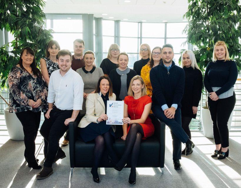 Hospitality company achieves major industry standard