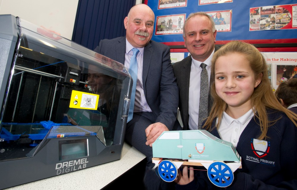 Northumberland school to become hub for STEM teacher training