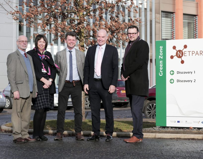 Pioneering chemical development firm makes £500,000 NETPark move
