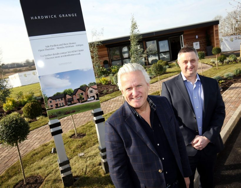 100 new homes to be built in Sedgefield