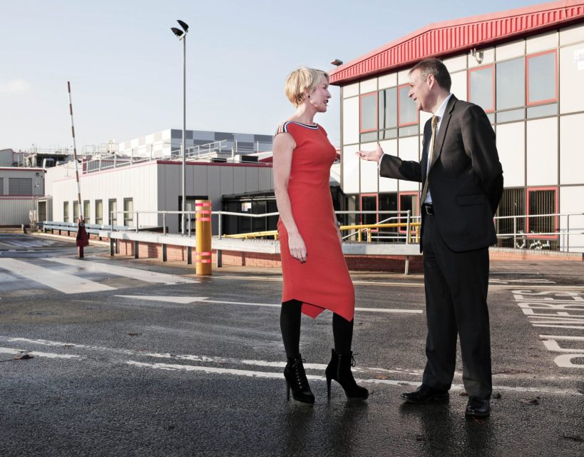 Heather Mills will open vegan food factory in County Durham within three months