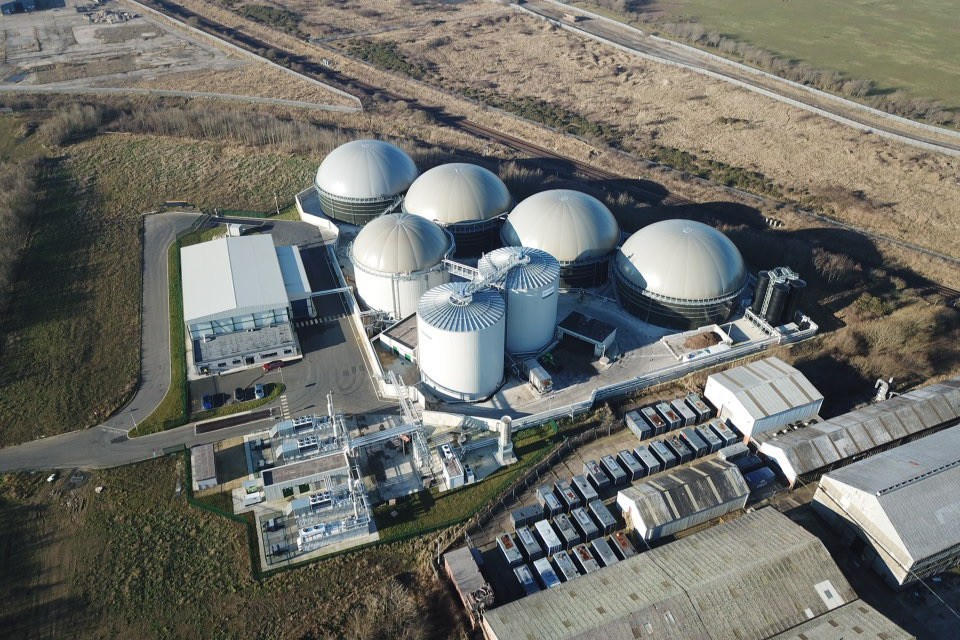 Law firms helps developer secure funding for renewable energy facility