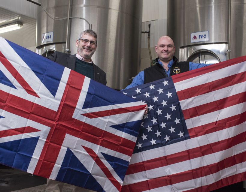 North East brewery marks 25 years in business with Stateside collaboration