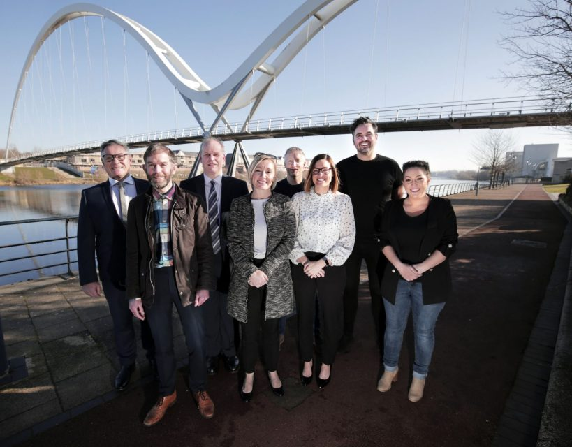 Tees Valley charity buoyed by industry-leading businesses