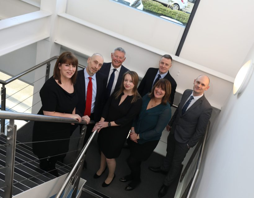 Accountancy firm set for growth with two key appointments