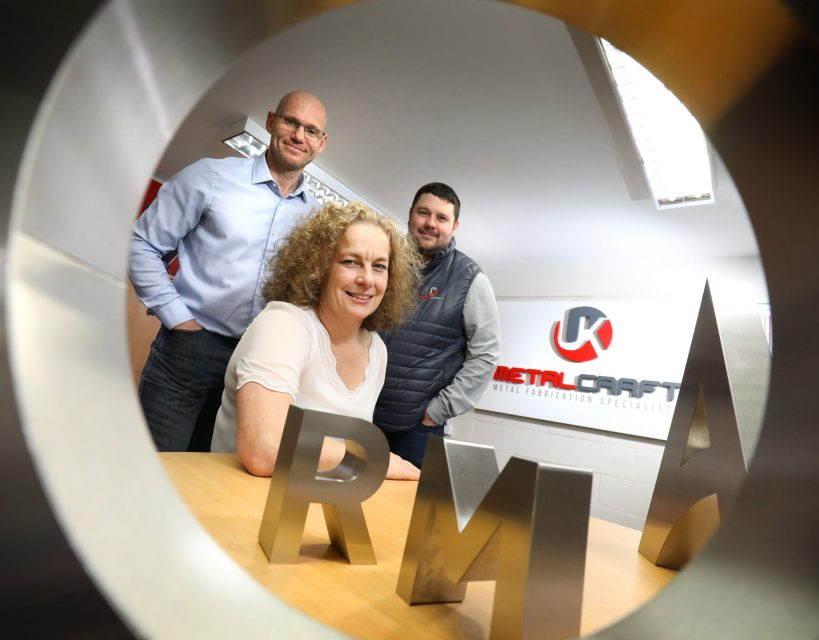 Signs look good for fabrication supplier with £150,000 investment