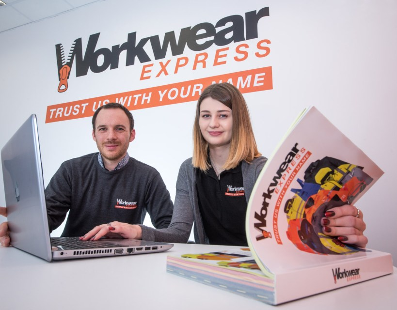 Growing workwear company backs importance of apprenticeships