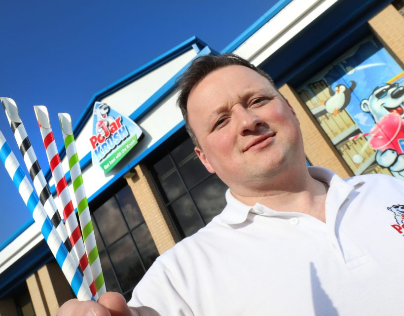 Northumberland drinks company leads global breakthrough in single use straws