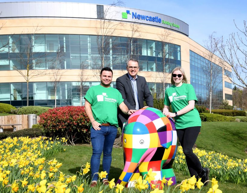 North East's biggest building society backs children's charity campaign