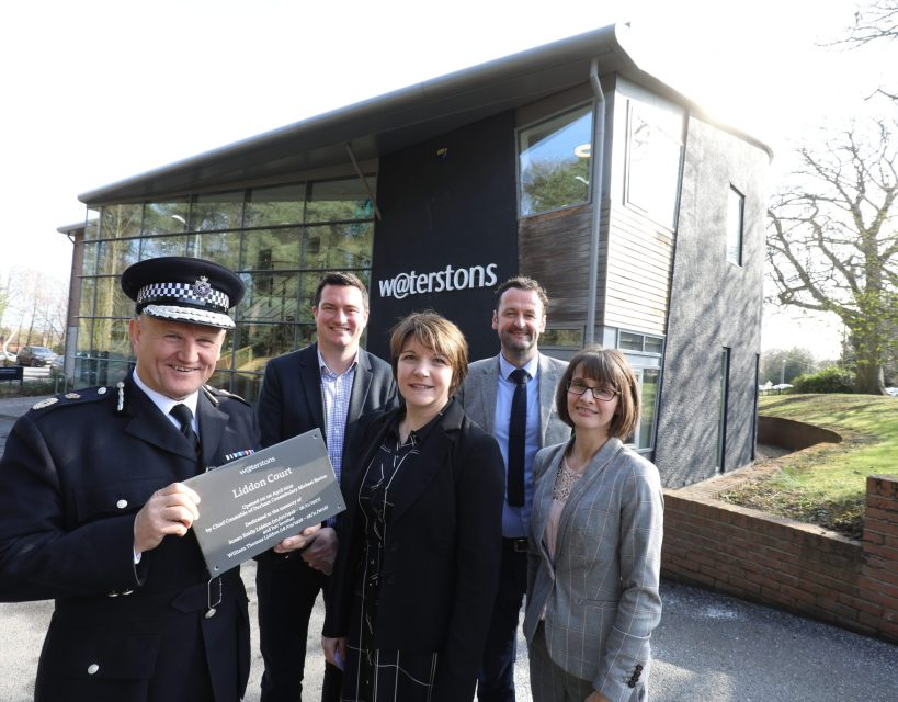 IT company Watertsons unveils new headquarters as it celebrates its 25th anniversary