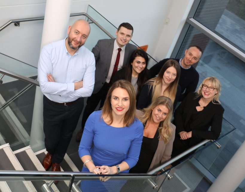 Stockton sales company strengthens its team after a period of growth