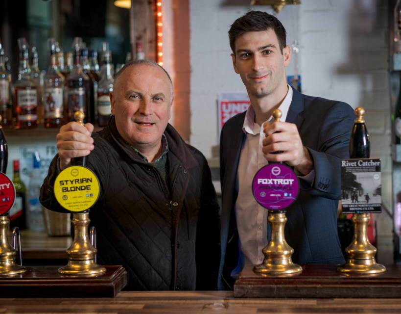 Gateshead beer company brews up ambitious growth plans with £35k investment