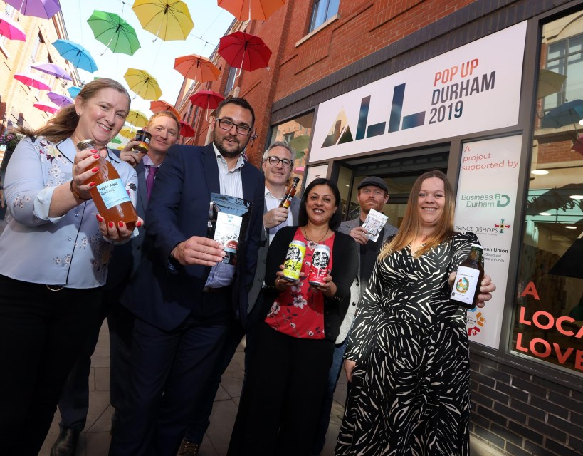 Pop-up initiative for Durham food and drink producers launches