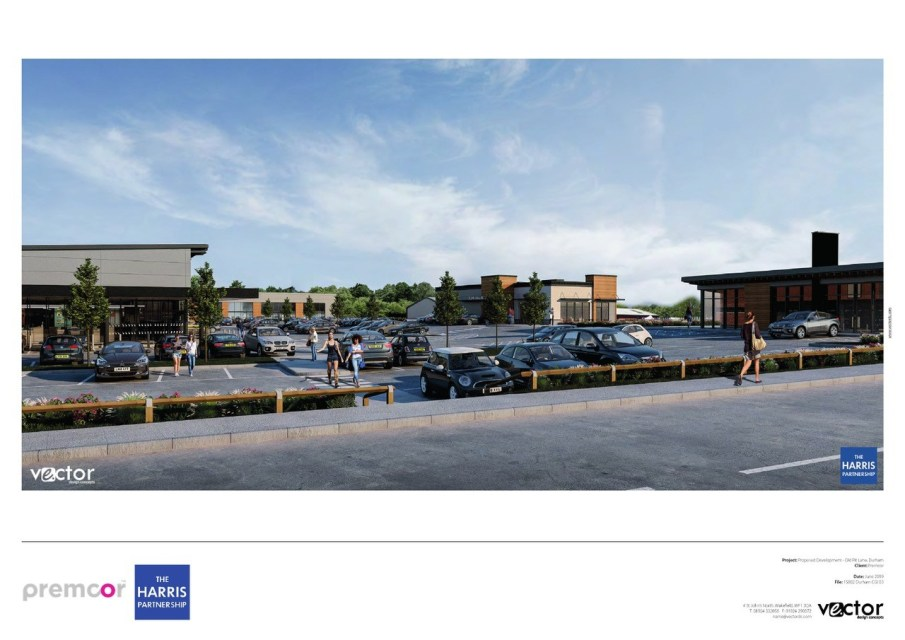 £14m retail development could create 100 jobs in County Durham