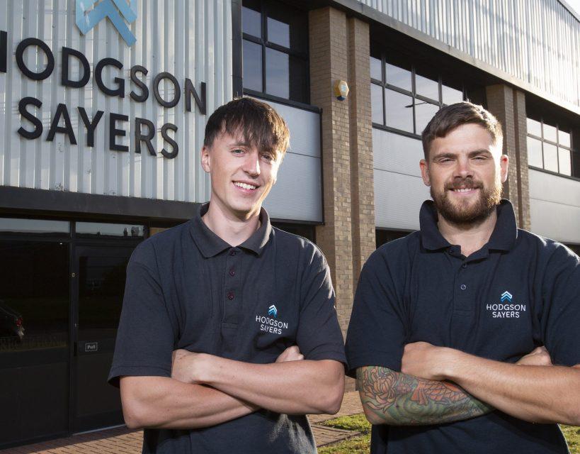 Newcastle apprentices reach finals of prestigious national skills competition