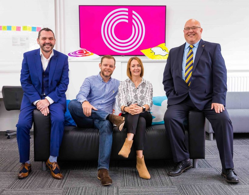 Marketing agency moves to bigger offices to accommodate further growth