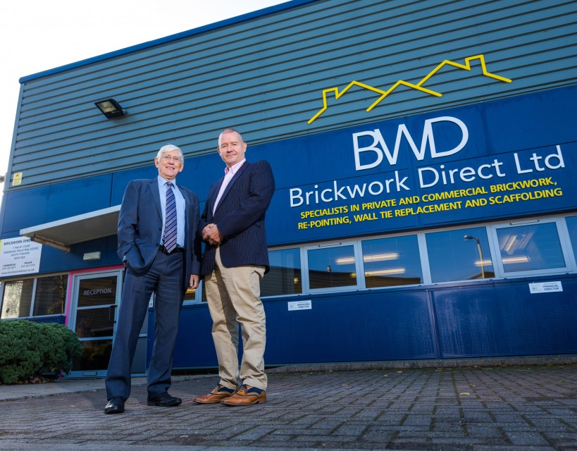 Brickwork Direct triples floor space following successful diversification