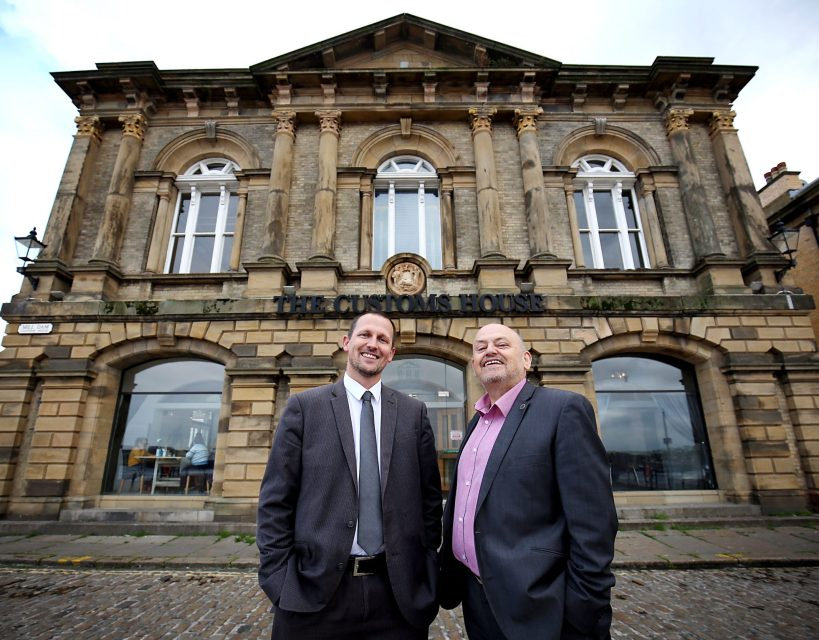 Technology firm donates £20,000 of equipment and expertise to South Tyneside theatre