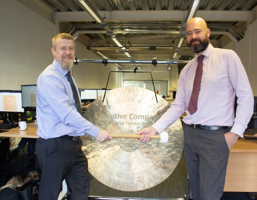 Change of direction propels former recruitment professional into senior management role