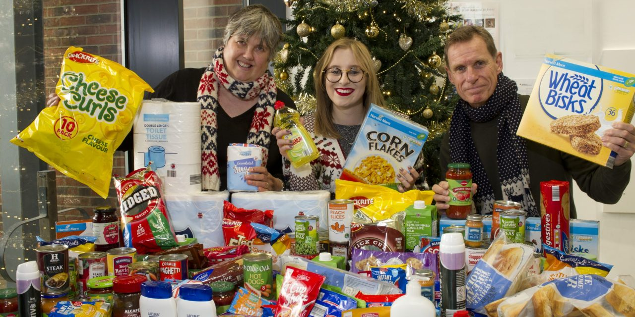 Northumberland company gets into the festive spirit to support charities this Christmas