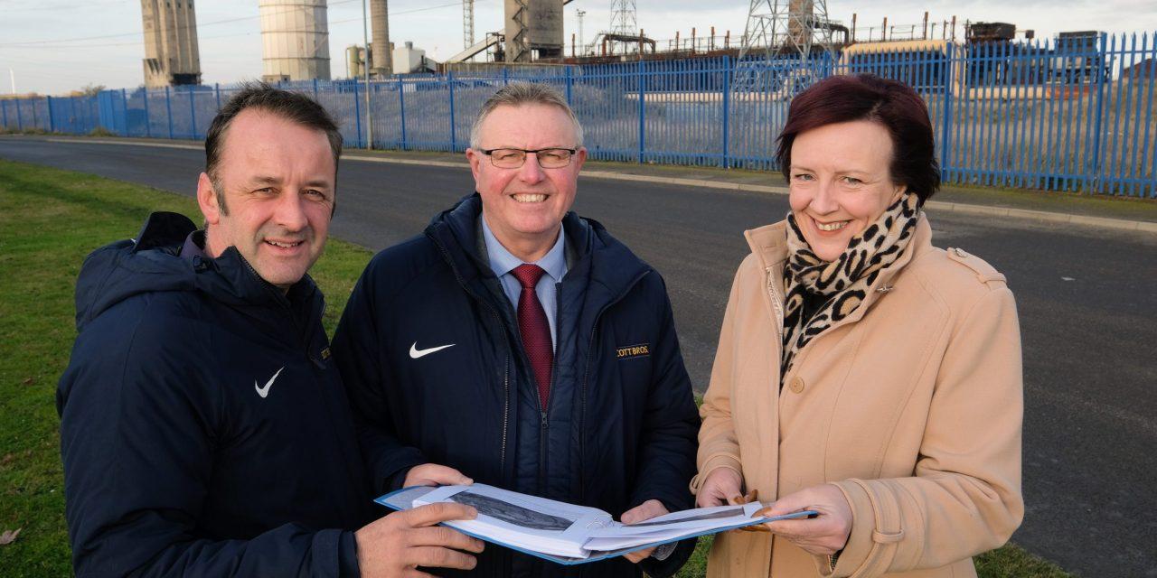 Scott Bros. announces plans to invest £3m in second 'urban quarry'