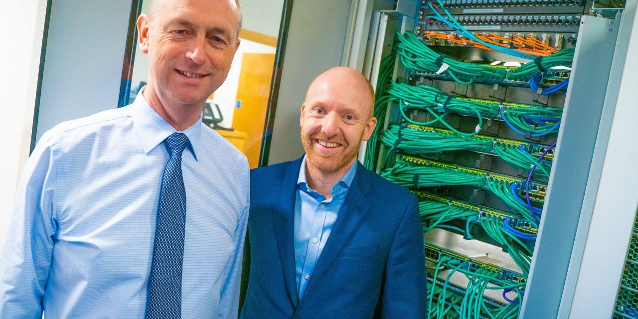 Car parts manufacturer completes £160,000 IT system upgrade