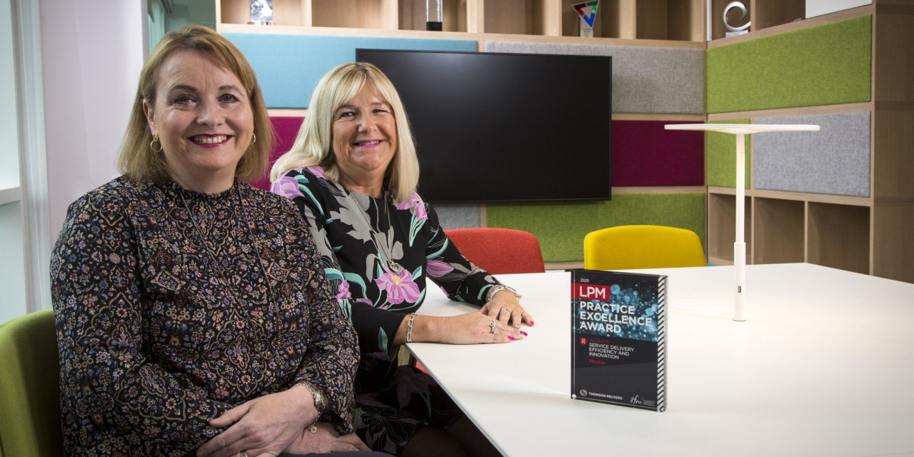 North East law firm wins prestigious national award for innovation