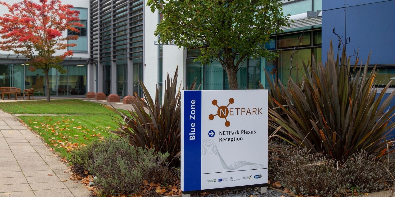 County Durham's NETPark receives national recognition