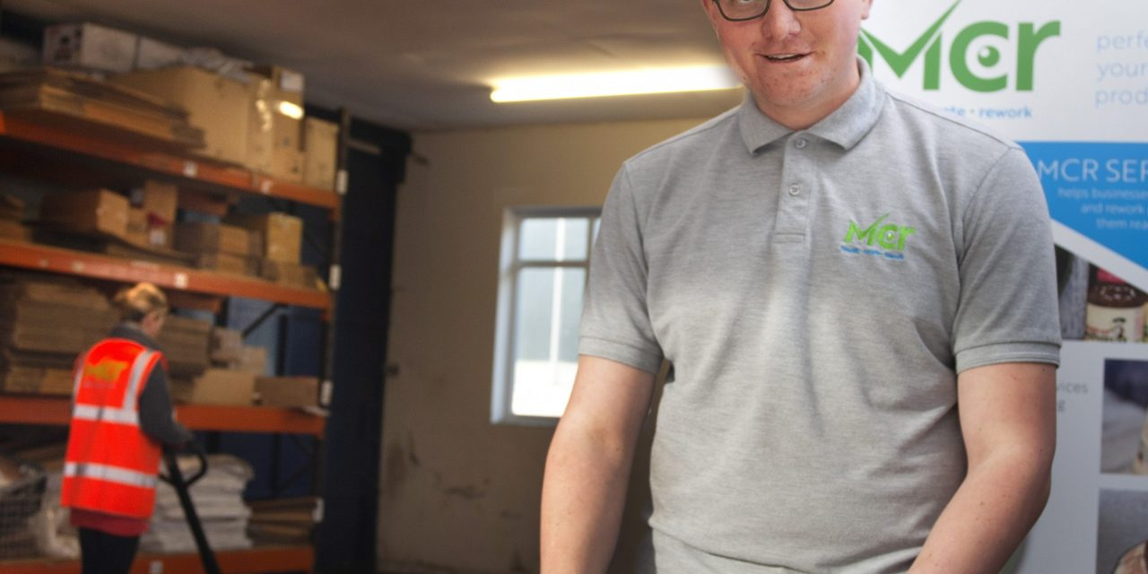 Cramlington company loans machinery to support the manufacture of protective gowns