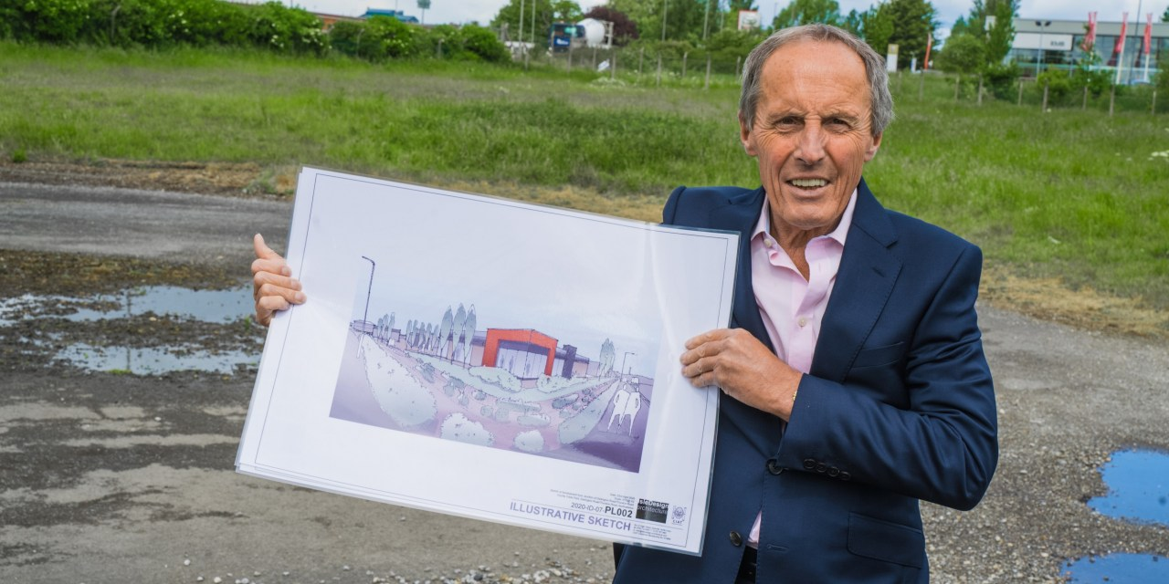 Mixed use development plans submitted for run-down gateway into Northallerton