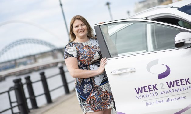 Prestigious global award for accommodating North East business